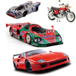 1:12 Scale Models